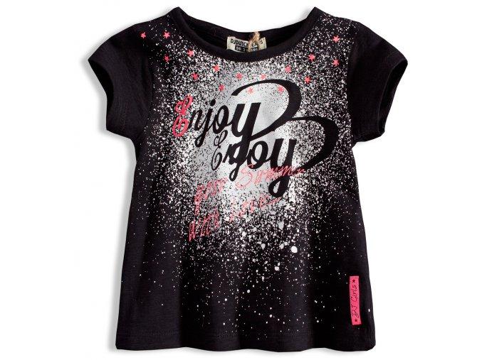 BEWOX velkoobchod Dětské tričko DIRKJE 24653-BK9