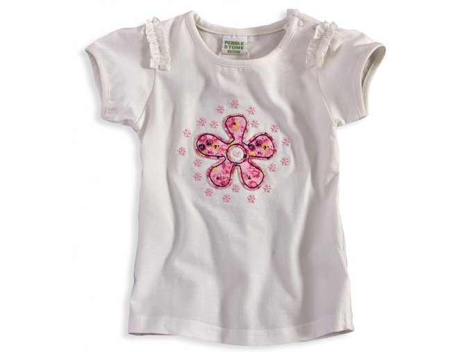 BEWOX velkoobchod Kojenecké tričko PEBBLESTONE 3668482-00-WH1