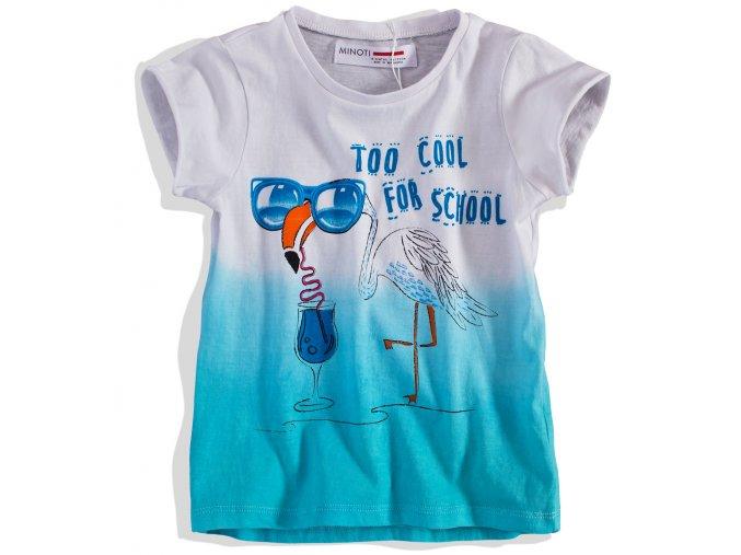BEWOX velkoobchod Dětské tričko MINOTI BEACH-0004-BL3