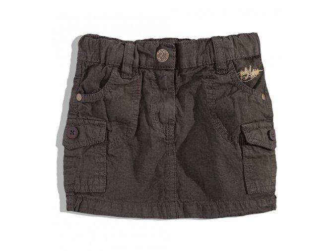 BEWOX velkoobchod Dětská sukně KNOT SO BAD C-W13-8803-GY9