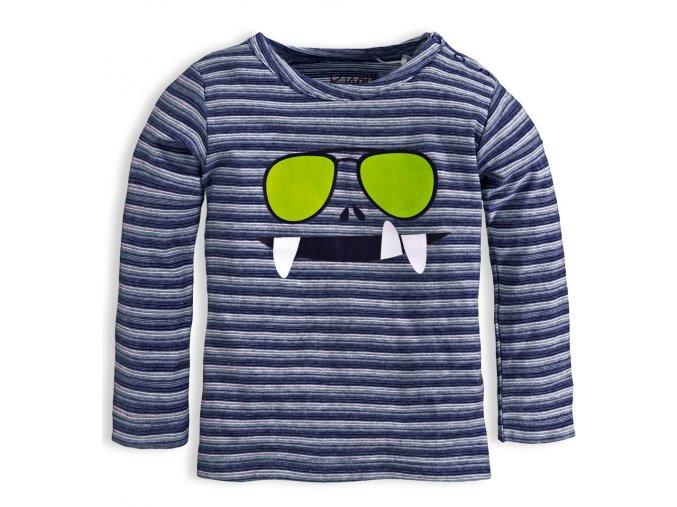 BEWOX velkoobchod Kojenecké tričko KNOT SO BAD C-Z18-3211-BL9