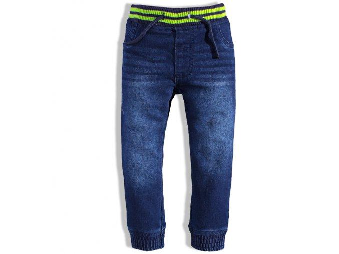 BEWOX velkoobchod Dětské kalhoty MINOTI GREEN-0008-GR5