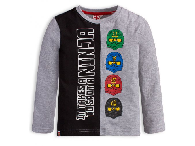 BEWOX velkoobchod Dětské tričko  L-TD003-03-BK9