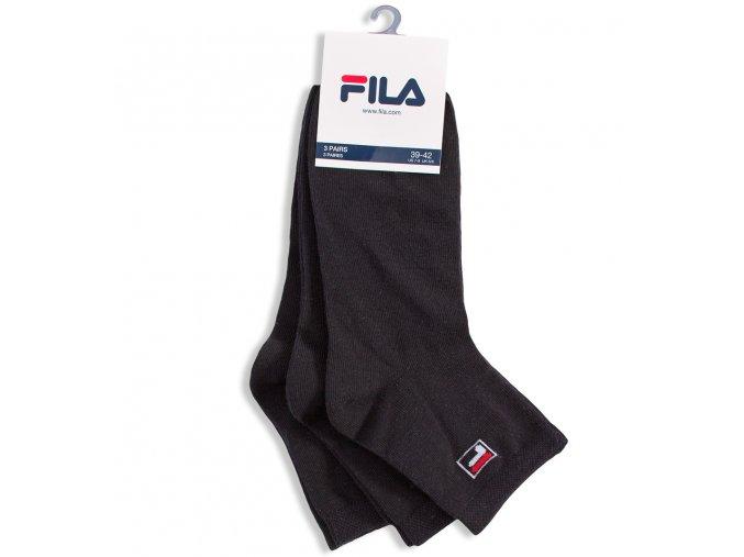 BEWOX velkoobchod Ponožky FILA SELL-F9303-BK9