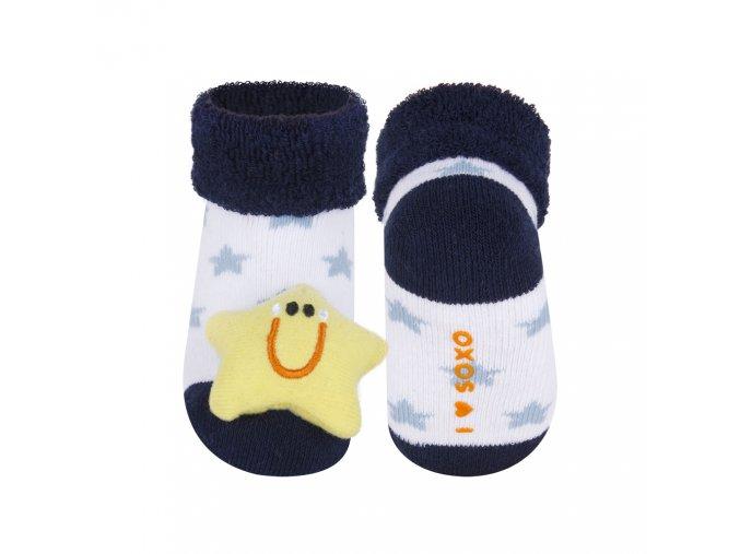 BEWOX velkoobchod Kojenecké ponožky SOXO SX-97728-0-B00