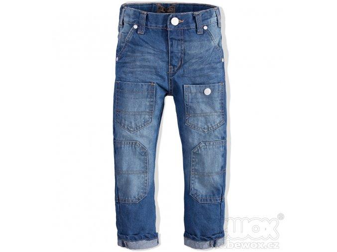 BEWOX velkoobchod Dětské kalhoty MINOTI URBAN-0004-35E