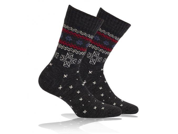 BEWOX velkoobchod ponožky vlna WOLA W4-139993-Q15