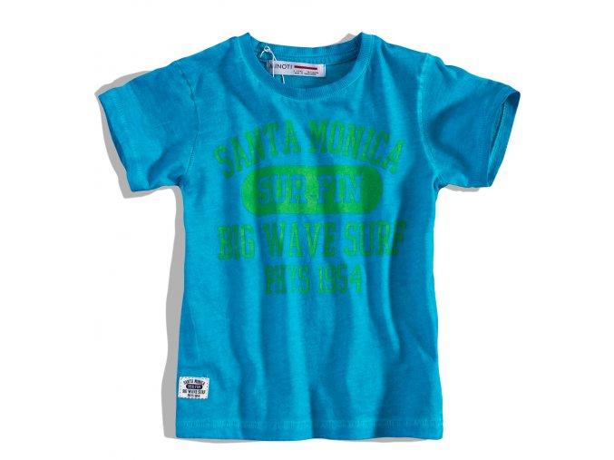 BEWOX velkoobchod Dětské tričko MINOTI WAVE-00001-BL3