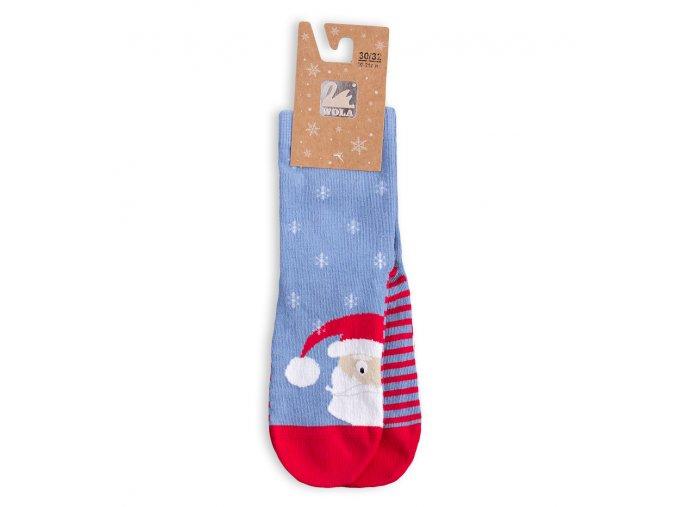 BEWOX velkoobchod Ponožky sváteční vzor  W4-000921-B35
