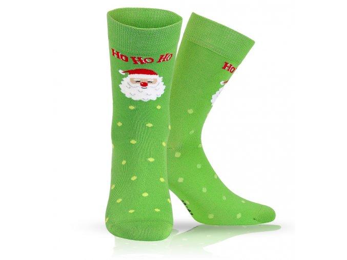BEWOX velkoobchod Ponožky sváteční vzor  W4-000940-V41