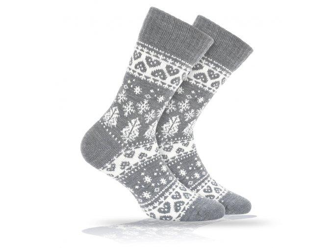 BEWOX velkoobchod ponožky vlna WOLA W4-139968-Q35