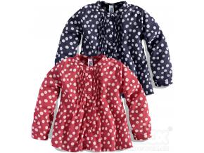 Dětské triko PEBBLESTONE balení 6ks