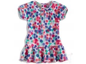 Dětské šaty PEBBLESTONE balení 4ks