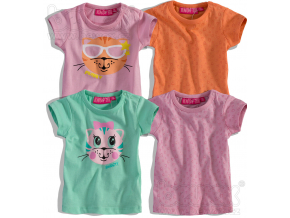 Dětské tričko KNOT SO BAD balení 5ks
