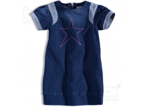 Dětské šaty MINOTI balení 4ks