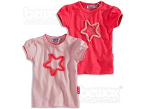 Dětské tričko DIRKJE balení 4ks