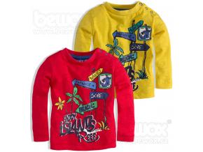 Dětské triko KNOT SO BAD balení 5ks
