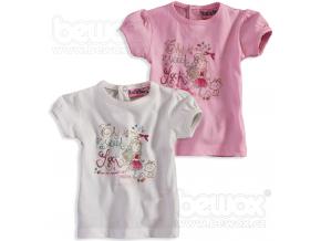 Dětské tričko KNOT SO BAD balení 4ks