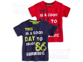 Dětské tričko KNOT SO BAD balení 6ks