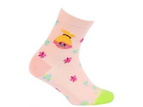 Dětské vzorované ponožky GATTA TROLLOVÉ