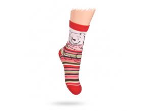 Dětské vzorované ponožky KREBO
