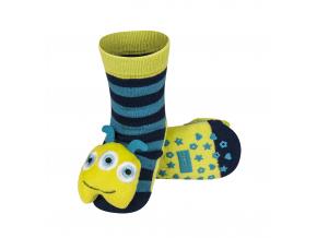 Dětské chrastítkové ponožky SOXO MARŤAN