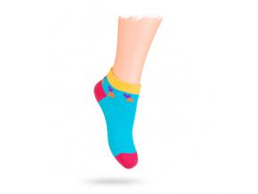 Dětské kotníkové ponožky WOLA