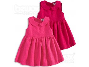 Kojenecké šaty BABALUNO balení 4 ks