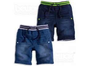 Dětské šortky MINOTI balení 4 ks