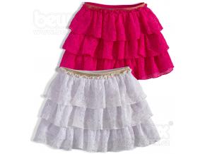 Dětská sukně MINOTI balení 4 ks