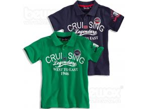 Dětské tričko KNOT SO BAD balení 5 ks