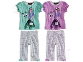 Dětské pyžamo KNOT SO BAD balení 6 ks