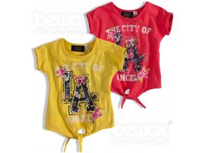 Dětské tričko KNOT SO BAD balení 6 ks