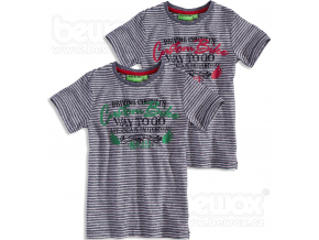 Dětské tričko KNOT SO BAD balení 4 ks