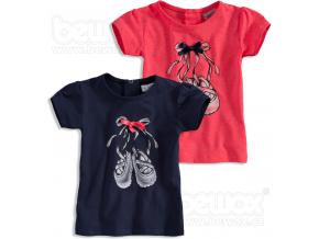 Kojenecké tričko DIRKJE balení 4 ks