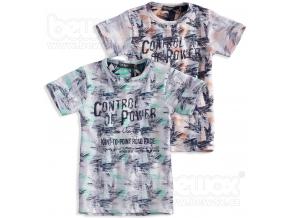 Kojenecké tričko DIRKJE balení 5 ks