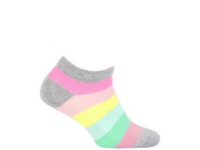 Ponožky kotníkové PRUH
