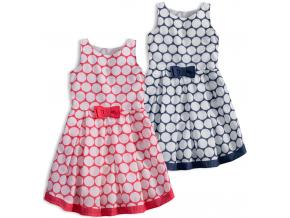 dívčí šaty KNOT SO BAD balení 6 ks