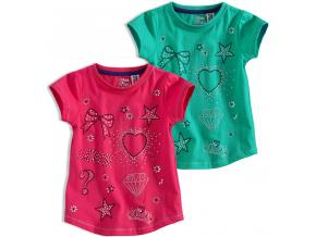 dětské tričko PEBBLESTONE balení 6 ks