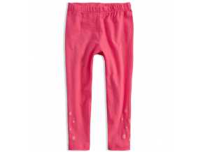 girls 7/8 legging KNOT SO BAD balení 6 ks