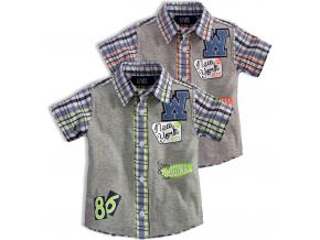dětská košile KNOT SO BAD balení 6 ks