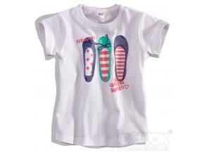 BEWOX velkoobchod Dětské tričko DIRKJE 16425-WH1