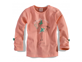 BEWOX velkoobchod Dětské tričko DIRKJE 18440-OR3