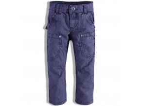 BEWOX velkoobchod Dětské kalhoty PEBBLESTONE 1952216-00-BL5
