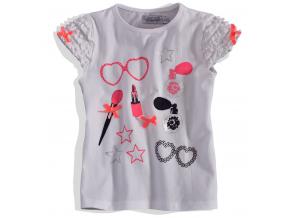 BEWOX velkoobchod Dětské tričko DIRKJE 21244-WH1