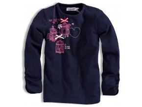 BEWOX velkoobchod Kojenecké tričko DIRKJE 23241-BL9