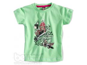 BEWOX velkoobchod Dětské tričko GIRLSTAR 2440082-00-15G