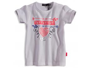 BEWOX velkoobchod Kojenecké tričko DIRKJE 24468-WH1