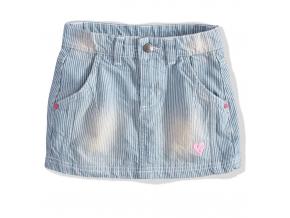 BEWOX velkoobchod Dětská sukně GIRLSTAR 2740055-00-15E