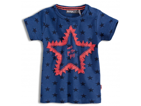 BEWOX velkoobchod Kojenecké tričko DIRKJE 27601-BL5